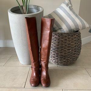 DV by Dolce Vita Cognac Riding Boots